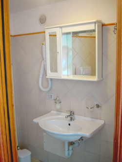 Amalfi Room: The Bathroom of Ludovica Type A Room in Amalfi