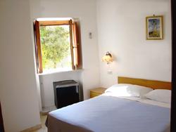 Apartment in Positano: Bedroom of Ludovica Type A Apartment in Positano