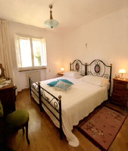 Double bedroom of Casa Pinturicchio