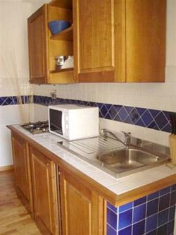 Florence Apartment: Kitchen of Villani Apartment