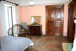 Sorrento Suite: The Bedroom of Suite Alimuri in Sorrento